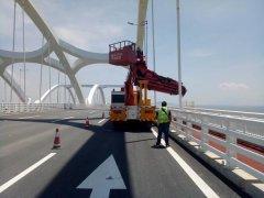 桥梁检测-桥梁外观定期常规检测