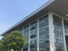 上海崇明某大厦玻璃幕墙检测