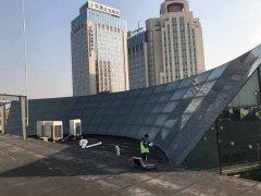 玻璃幕墙检测项目-玻璃幕墙安全鉴定排查机构