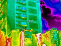 热成像仪器怎么检测外墙空鼓