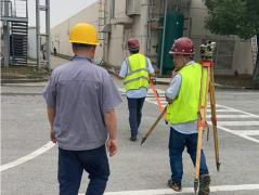 钢结构厂房沉降观测检测报告