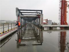 扬州码头安全评估 水工检测为物流码头维护