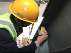 钢结构焊缝检测方案和内容