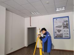 厂房楼面承重检测鉴定项目