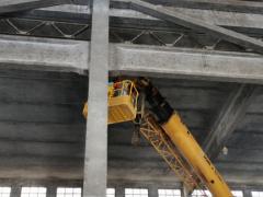 炼钢厂改造厂房可靠性安全鉴定工程内容