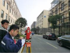 上海市松江区房屋沉降监测