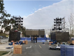 苏州市钢结构舞台安全性检测