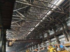 钢屋架厂房的如何进行检测鉴定