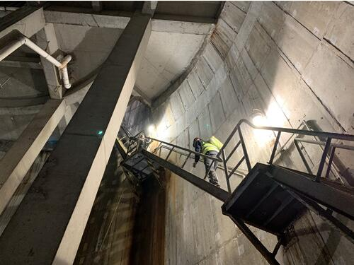 烟囱结构安全可靠性检测鉴定
