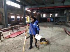 钢结构厂房主体检测