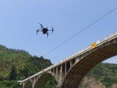 无人机在桥梁检测系统优点和内容
