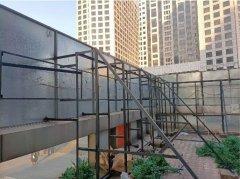 广告牌钢结构安全检测年限和日常维护要求