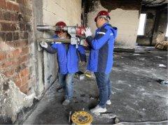 上海市强调严禁损坏房屋承重结构