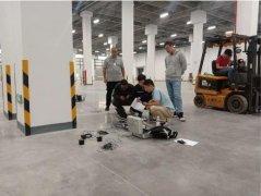多层工业厂房振动检测报告