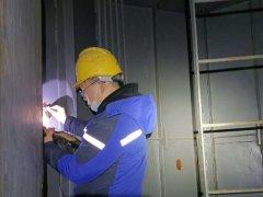 玻璃幕墙龙骨焊接焊缝需要做探伤检测吗
