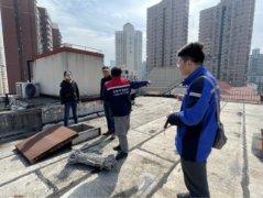 小区外墙脱落 上海加强房屋高坠隐患排查整改工作