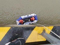 水运码头的混凝土外观和强度检测
