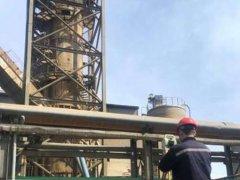 钢结构煅烧脱硫铁塔安全检测内容