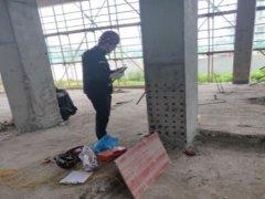 混凝土构件密实度缺陷检测项目