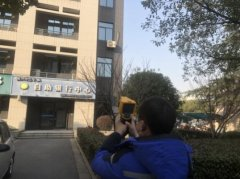 杨浦幕墙检测-外立面干挂石材幕墙安全检测报告